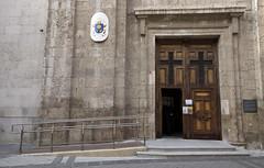 Basílica de la Gran Promesa se prepara para apertura de la Puerta Santa _ 7 (Iglesia en Valladolid) Tags: santuario jubilar granpromesabasílicavalladolidtemplo