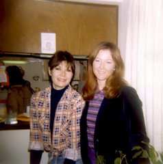 Jackie and Carol Boswell - January 1981 (ataribravo1) Tags: dallas jackie texas jan tx january carol 1981 gruesome boswell twosome
