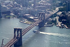 Brooklyn Bridge (Laura and Joe) Tags: brooklynbridge freedomtower oneworldtradecenter oneworldobservatory