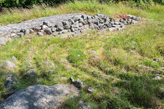 Historical stone labyrinth (Staffan Swede) Tags: island stockholm labyrinth archipelago skrgrd landsort labyrint troytown ja trojeborg