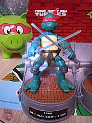 """Nickelodeon """"HISTORY OF TEENAGE MUTANT NINJA TURTLES"""" FEATURING LEONARDO - COMIC BOOK LEONARDO ii (( 2015 )) (tOkKa) Tags: nickelodeon tmnt teenagemutantninjaturtles historyofteenagemutantninjaturtlesfeaturingleonardo toys figures leonardo 2015 displaystand playmatestoys toysrus toysrusexclusive varnerstudios moviestartmnt toontmnt ninjaturtlesthenextmutation 4kidstmnt tmnt2003 tmntmovie4 paramountsteenagemutantninjaturtles 2007 1992 1993 1988 2006 2005 2014 2012 tmntfastforward paramountteenagemutantninjaturtles tmnt2014movie eastmanandlairdsteenagemutantninjaturtles comic toonleo turtlemilkstudios davearshawsky imagesrctokkaterrible2zcom"""