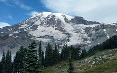 Mount Rainier, Washington, U.S. (sofiagutierrez.restauradora) Tags: invierno alpinismo senderismo aventura montaasrocosas viajesalnorte