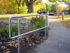 ADA Railing - Main Line Fence