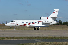 Exklusiv Aviation Services   Falcon 900B   TT-DIT (Globespotter) Tags: parisle bourget exklusiv aviation services falcon 900b ttdit