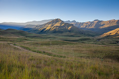 Lotheni Camp Drakensberg (Pippa Dini) Tags: drakensberg lotheni kwazulu natal mountains landscape south africa hiking escarpment
