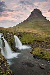 Kirkjufell und Kirkjufellsfoss - Snfellsnes | Island (gschwandtnerbua) Tags: island snfellsnes