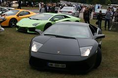Lamborghini Murcilago LP640 (Clment Tainturier) Tags: chateau de chantilly 2016 arts et elegance coucours dlgance france lamborghini murcilago lp640 aventador lp7004 lp700