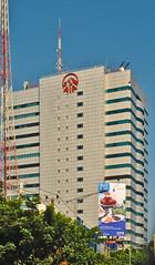 Gedung BII (BxHxTxCx (more stuff, open the album)) Tags: building gedung architecture arsitektur surabaya office kantor