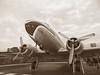 Douglas DC-3 (Gaspar Corrêa) Tags: varig airplane avião expirience dc3 ppanu pp anu douglinhas douglas boulevard laçador