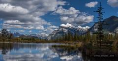 Mount Rundle (pauls1502) Tags: vermillionlakes banff banffnationalpark canada canadian rockymountains lakes sulphurmountain wetlands landscape mountains mountrundle