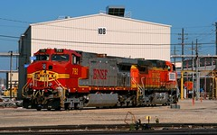 Two Interesting 700's (Jeff Carlson_82) Tags: bnsf 792 740 ge c449w warbonnet fakebonnet shops topeka ks kansas burlingtonnorthernsantafe h2 first