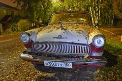 Old car (Staropramen1969) Tags: car old watching
