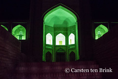 Khiva at night (10b travelling) Tags: 10btravelling 2015 asia asien carstentenbrink centralasia iptcbasic ichankala ichonqala khiva silkroad sovietunion ussr uzbek uzbekistan xiva night tenbrink thestans