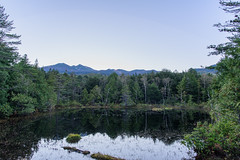 2Ushidome Pond (anglo10) Tags:   japan  starscape  field   mountain  sunset