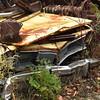 DSC_0078 v2 (collations) Tags: ontario mcleansautowreckers autowreckers wreckers automobiles autos abandoned rockwood derelict junkyards autograveyards carcemeteries
