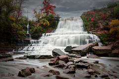 Lake Leak (Brandon_Hilder) Tags: albion falls albionfalls