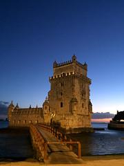 Torre di Belm (francesbean) Tags: lisboa lisbon portugal europe travel 2016 travel2016 belem torre di belm torredibelm iphone iphonephoto iphone6