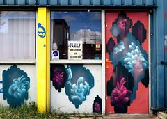 graffiti amsterdam (wojofoto) Tags: amsterdam graffiti streetart nederland netherland holland wojofoto wolfgangjosten ndsm