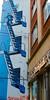 Brussels #dailyshoot #Belgium #tintin (Leshaines123) Tags: brussels belgium dailyshoot tourist patterns shapes architecture vertical lines buildings leshainesimages facebook exposure monochrome tintin blue grafitti vividandstriking dazzlingshot