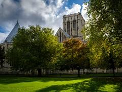 Photo of Dean's Park, York Minster
