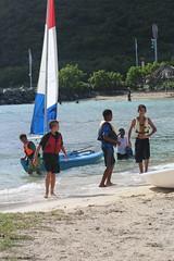 Back to The Beach (Royal BVI Yacht Club) Tags: sailing rbviyc bvi youth funsail