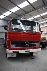 HY 7999 (ambodavenz) Tags: mercedes benz lp1319 classic truck timaru south canterbury museum new zealand