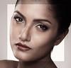 Tanya (akachoke) Tags: beauty beautyshot portrait strobe strobist indian face retouch reflector retoucher retouching canon 40d 50mm