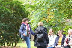 Jane Cooper Richmond Oct 16 14 group (Anne Gilmour) Tags: walkers
