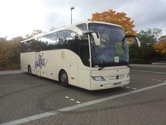 Alfa BX14 LCP (quicksilver coaches) Tags: mercedes tourismo alfa euxton bx14lcp miltonkeynes