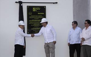 Inauguración ampliación de la presa hidroeléctrica 5 de Noviembre (33)