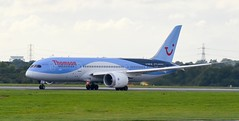 Thomson Boeing 787-8 Dreamliner G-TUIB (andrewpeeluk) Tags: takeoff planespotting avgeek aviation manchesterairport manairport b787 boeingdreamliner dreamliner boeing787 boeing thomsonairways thomson plane airplane aircraft jetliner outdoor