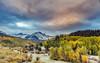 Mount Sneffles (Travis Klingler (SivArt)) Tags: danballard mountain fallcolors