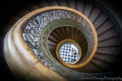Spiral Staircase (A. Hwang Photos) Tags: spiral staircase mt vernon baltimore