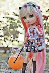 Vilma (Sia ♥) Tags: pullip junplanning stica doll halloween