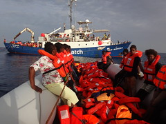 DSC02693 (Brainbitch) Tags: seawatch refugees safepassage mediterranen flüchtlinge menschenrechte humanrights libyen libya mittelmeer