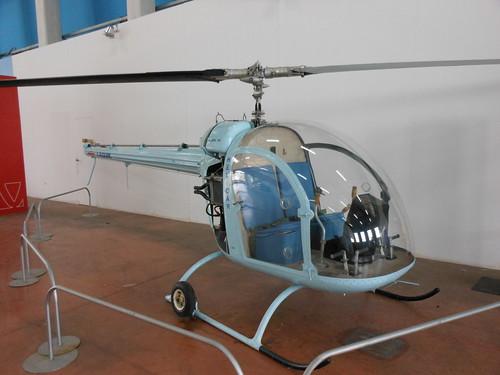 Agusta 104 Helicar I-AGUM [DSCN2145]