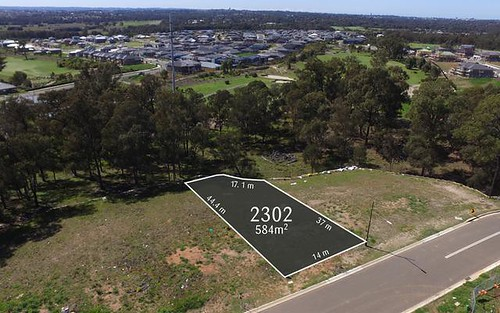 LOT 2302 Master Circuit, Colebee NSW 2761