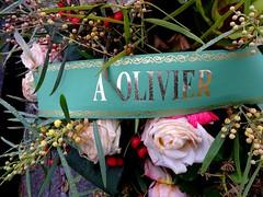 Olivier (Kay Harpa) Tags: cimetiremontparnasse novembre2016 ourdeardeadpeople photokay automne thebiggestgroup paris france 14nov2016 ddicace olivier