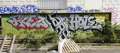 Frez - Lars - Hole (Ruepestre) Tags: frez lars hole paris france streetart street graffiti graffitis art urbain urbanexploration urban