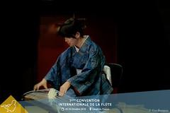 Musiques classique et traditionnelle du Japon avec Jean-François Lagrost et Mieko Miyazaki