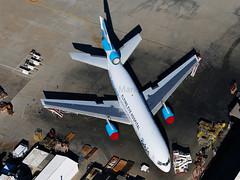 N220AU (Mark Harris photography) Tags: spotting aircraft plane aviation lax la klax canon 5d