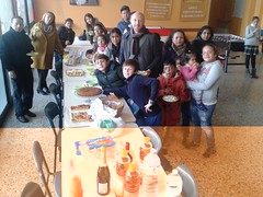 """13.11.2016 Domenica insieme famiglie 4 elem. Messa,Incontro e AperiPranzo • <a style=""""font-size:0.8em;"""" href=""""http://www.flickr.com/photos/82334474@N06/31071387030/"""" target=""""_blank"""">View on Flickr</a>"""