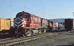 LV 410 (irail2010) Tags: alco c420 lv lehighvalley binghamton dh railroad