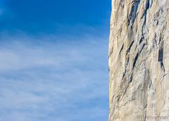 Yosemite Valley - El Capitan Abstract - 2053 (www.karltonhuberphotography.com) Tags: 2016 abstract california cliffface closeup details elcapitan granitewall horizontalimage intight karltonhuber mountainclimbing outdoors rock sky wall wildplaces yosemite yosemitenationalpark yosemiteconnect