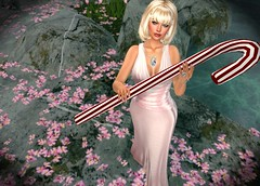 Here Santa, You Dropped This (lauragenia.viper) Tags: catwa ghee jwjewelers laboheme larahurley lumipro maitreya peaceonearthhunt poe9 poseswithattitude rezology we3roleplay pink candycane blond blonde avatar virtualworld secondlife secondlifefashion