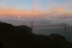 11/20/16 16:54 (joncosner) Tags: 2016 california ggnra goldengatebridge marin marinheadlands northbay sanfrancisco sausalito sfbayarea stars2 sunset