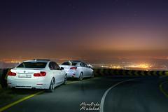 Watch the city from the sky (memoouda) Tags: lexus bmw gmc chevrolet dubai uae desert porsche toyota light nikon نيكون لكزس بورش جمس صحراء دبي