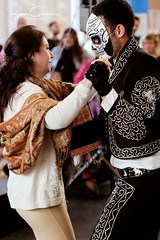 Day of the Dead 2016 50 (part 1) (Ruben Gusman Photography) Tags: thenelsonatkinsmuseumofart mariachis diadelosmuertos dayofthedeadskulls skeletons death donquioto kansascity
