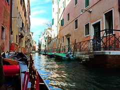Rio della Tetta, Venice