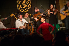 Cow Bay Ceilidh - Port Morien - 10/11/16 - photo: Corey Katz